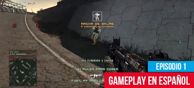 Homefront Gameplay en Español 2018 - RijoGames.com
