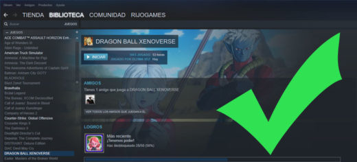 Como borrar partidas y avances de juegos en Steam